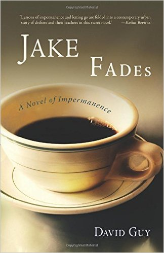 cover of Jake Fades book by David Guy